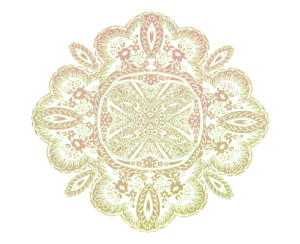 Doily Transparent 400